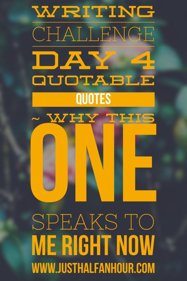 Challenge Day 4