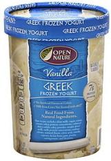 Open Nature Yogurt