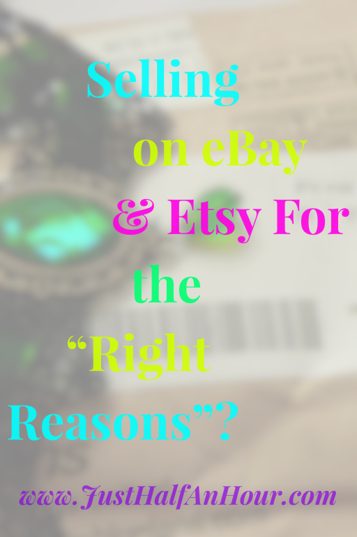 selling on etsy, selling on eBay, how to sell on etsy, how to sell on eBay